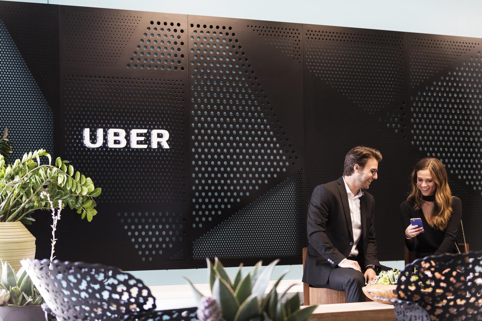 Uber Westfield Century City