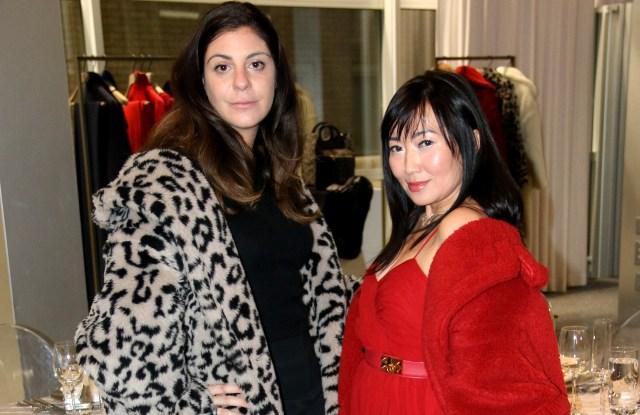 Maria Giulia Maramotti and Tina Craig