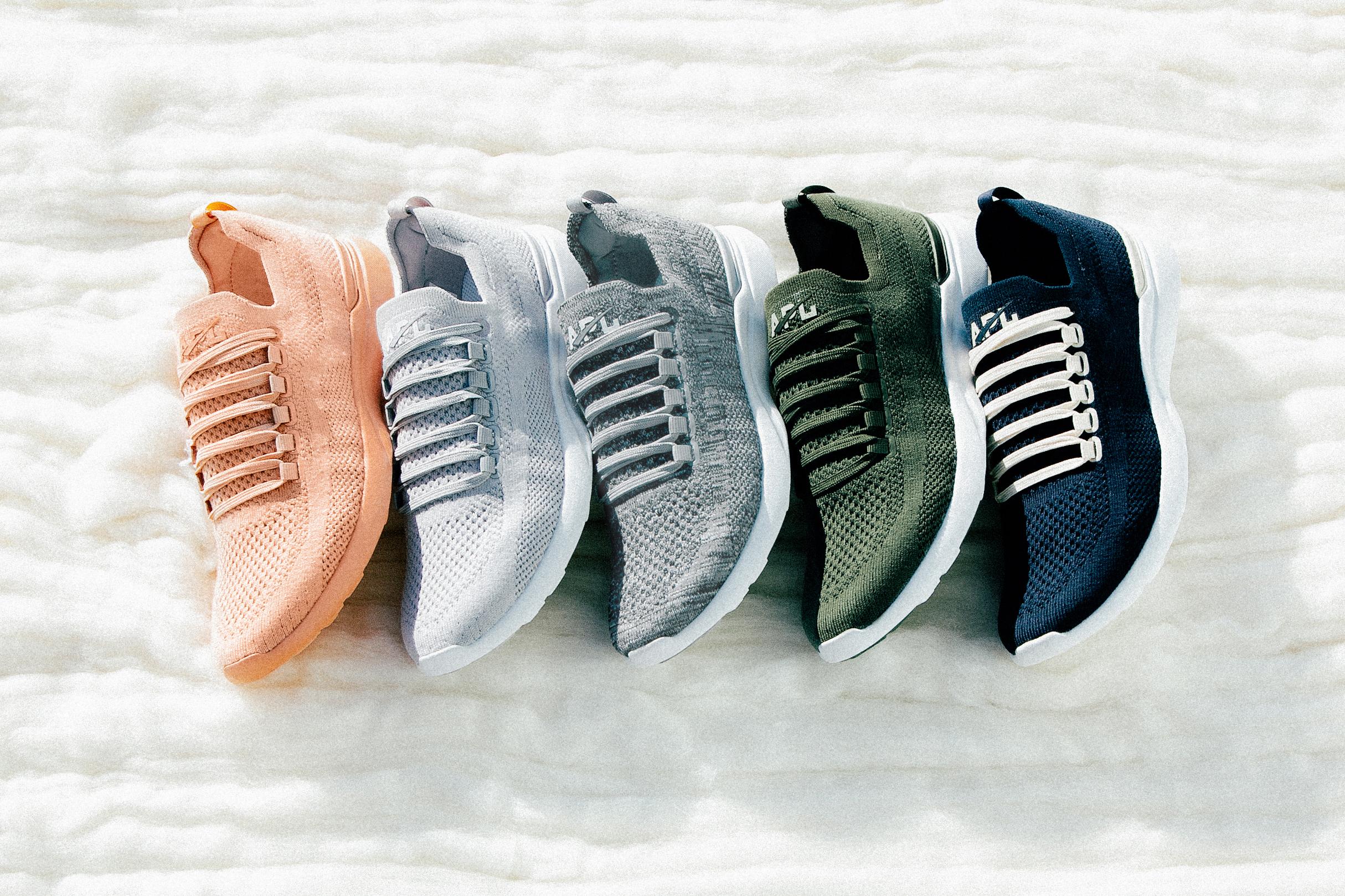 Woolmark Company-Certified Running Shoe
