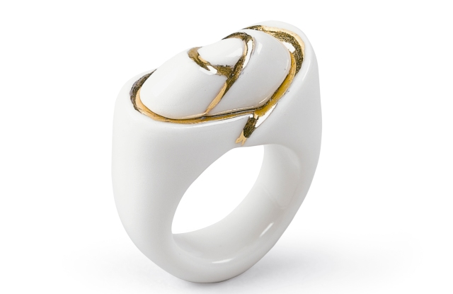A ring design by Lladro.