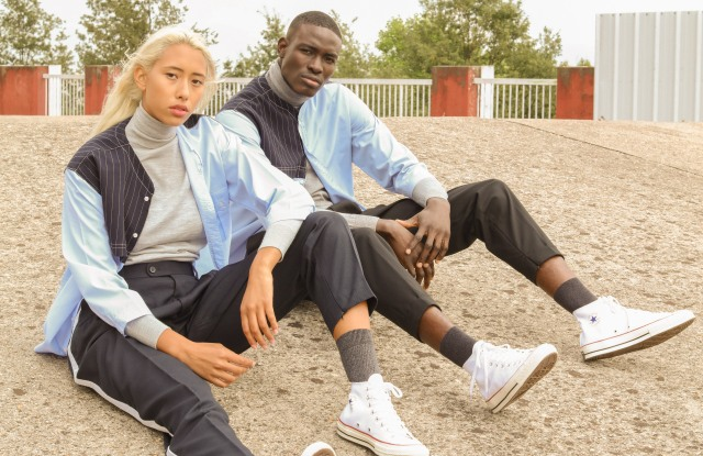 "La Draft's ""Kings & Queens"" collection is 90 percent upcycled"