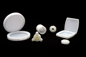 3D printed parts from Toly Group, a customer of 3D Systems