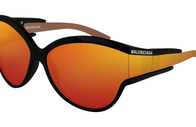 A rendering of a pair of shades from the line.