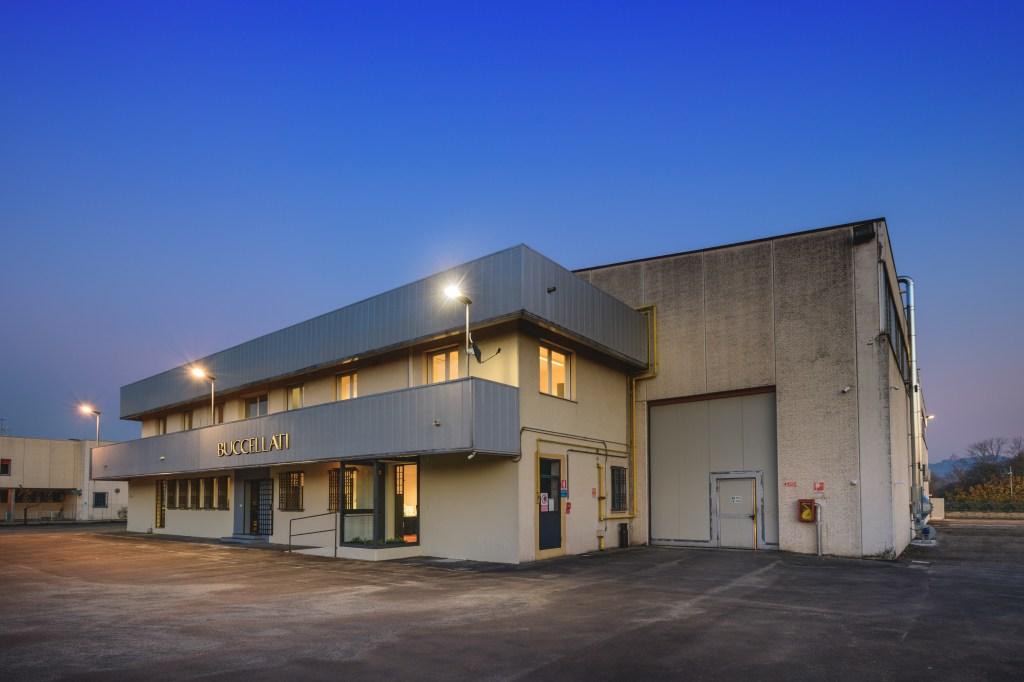 The new Buccellati plant in Zola Predosa, Italy dedicated to silverware.