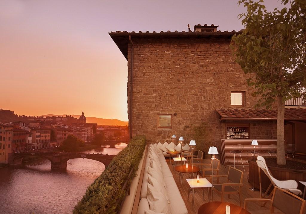 La Terrazza Rooftop Bar.