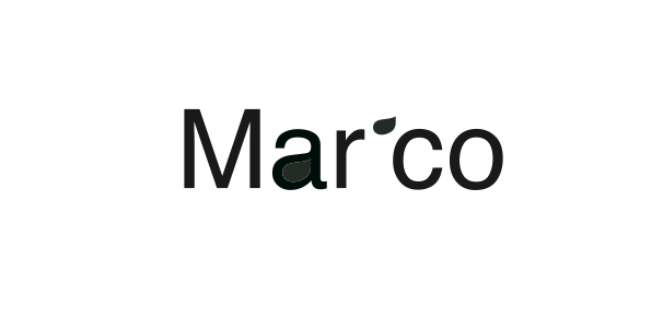 The logo of Mar'Co restaurant was designed by Sarah Andelman, creative director of Colette