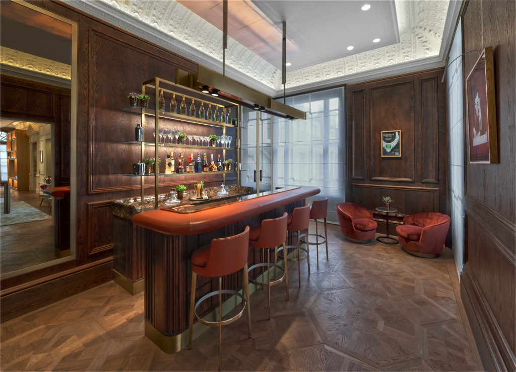 Inside the new Cartier London flagship on New Bond Street