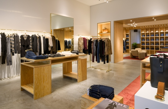 FRAME's Greenwich, CT store