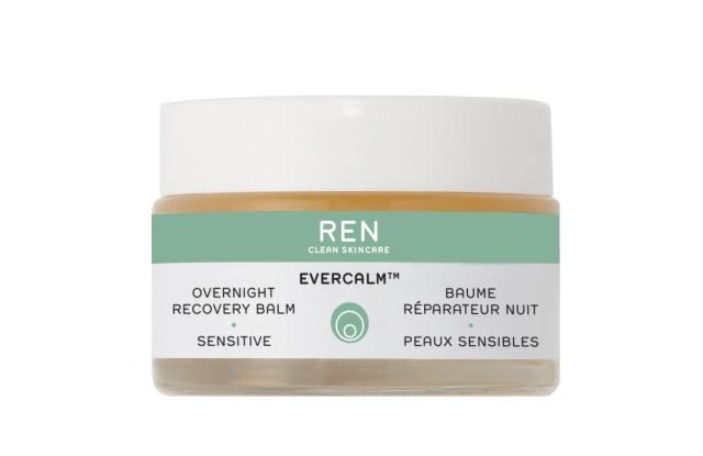 Ren's Evercalm Overnight Recovery Balm