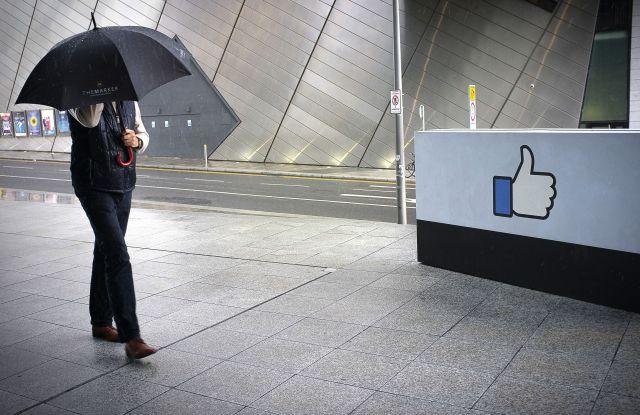 Facebook HQ buildingFacebook headquarters, Dublin, Ireland - 14 Sep 2018