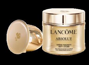 Lancôme Absolue has a refillable jar