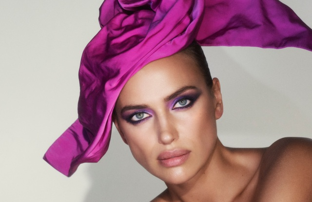 Marc Jacobs casts Irina Shayk as the face of its 2019 campaign.