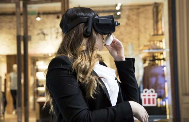 Coty looks to enhance the fragrance retail experience with new mixed reality technology.