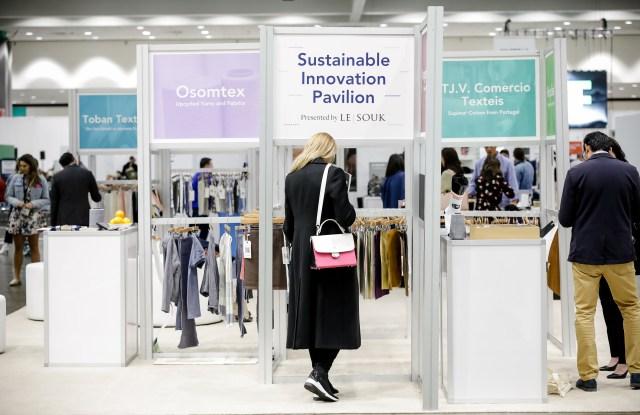 sustainability fashion