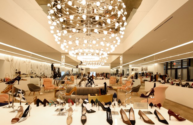 Saks Fifth Avenue at Brookfield Place.