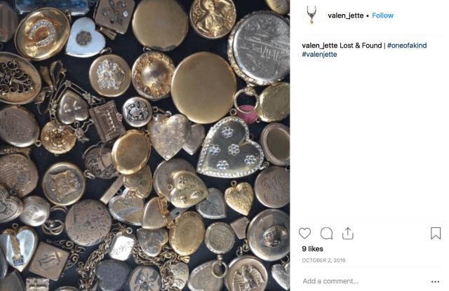 Valen + Jette's Instagram