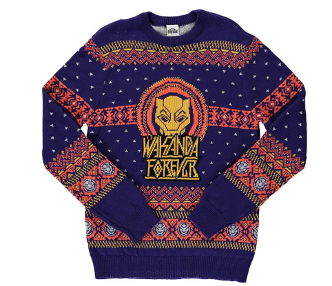 A Forever 21 sweater.