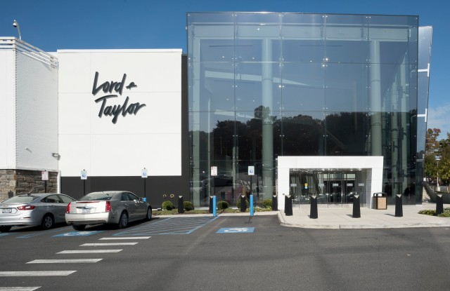 Lord & Taylor's store in Manhasset, N.Y.