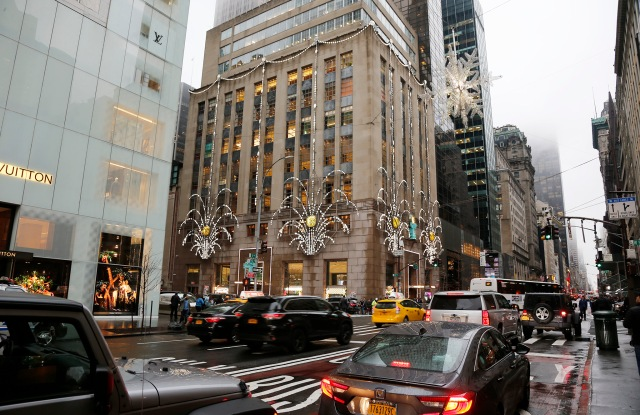 Louis Vuitton, Tiffany & Co.