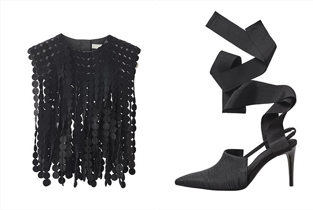Items from H&M's fall/winter Conscious Exclusive collection.