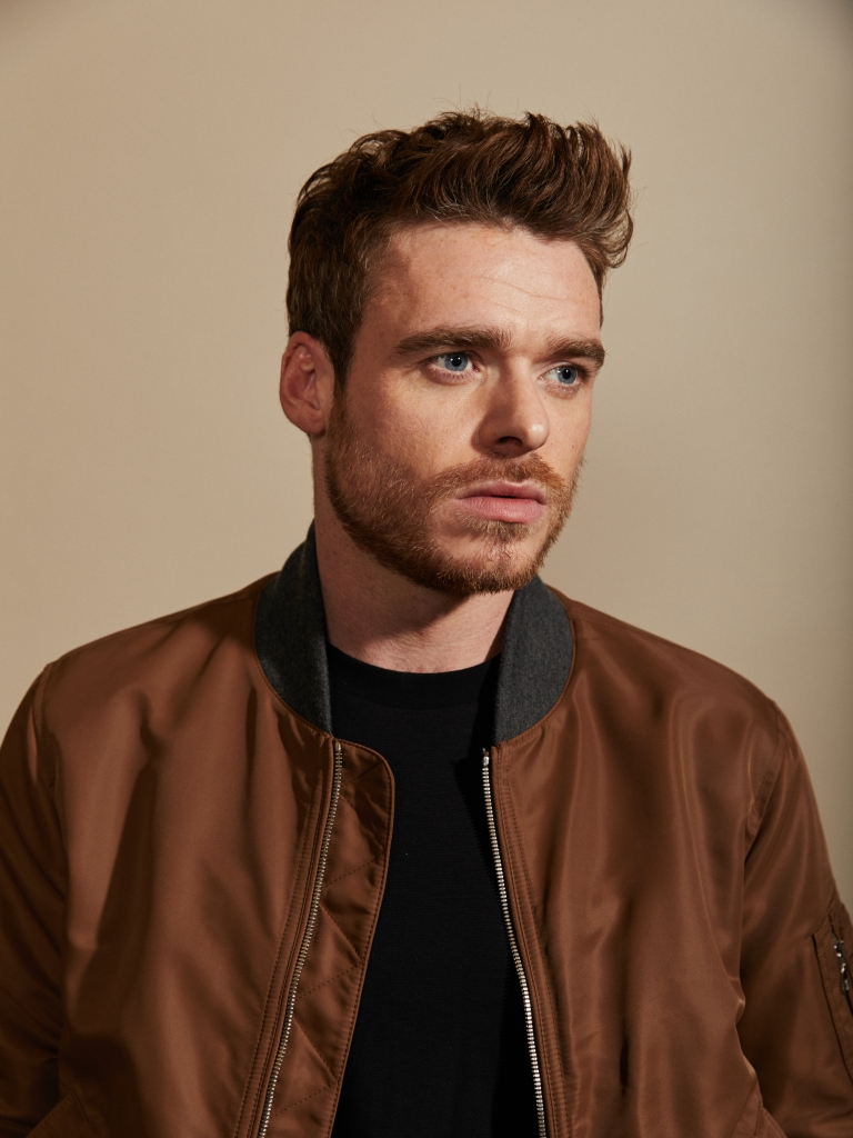 Richard Madden, photographed in Beverly Hills, CA