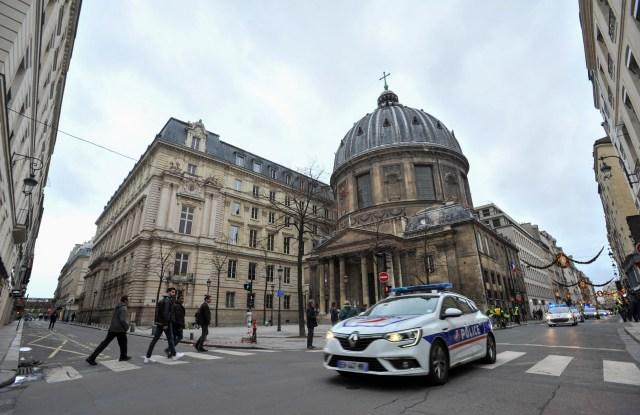 Paris on Lockdown in Weekend of Violent Protests