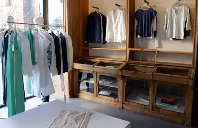 120% Lino store in Milan