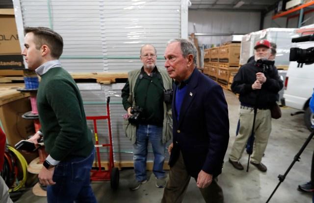 Michael Bloomberg Bloomberg LP
