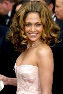 Jennifer LopezAcademy Awards Arrivals at the Kodak Theatre, Los Angeles, America - 24 Mar 2002