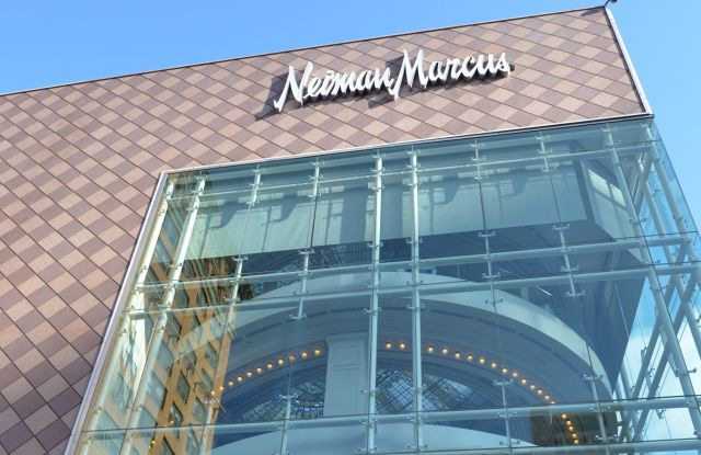 Neiman Marcus American luxury specialty department storeSan Francisco, America