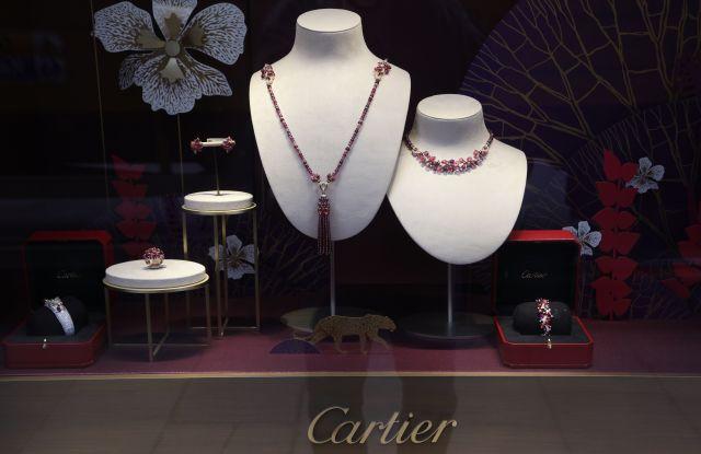 Cartier storeLondon, UK - 2017