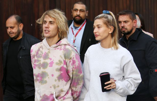 Justin Bieber and Hailey Baldwin visit the London EyeJustin Bieber and Hailey Baldwin out and about, London, UK - 18 Sep 2018