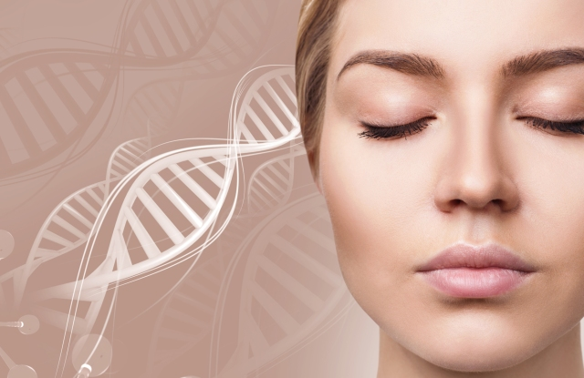 DNA is being used to create customized skin care.