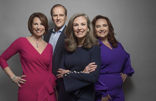 Ulta Beauty's executive team.
