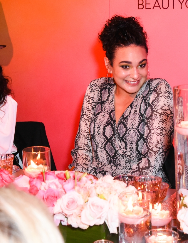 LOS ANGELES, CALIFORNIA - JANUARY 17: Cameron Day attends Rose Inc. x Beautycon POP Intimate Dinner With Rosie Huntington-Whiteley on January 17, 2019 in Los Angeles, California. (Photo by Presley Ann/Getty Images for Beautycon)