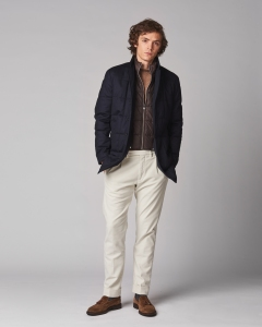 A look from the revamped Zanella collection.