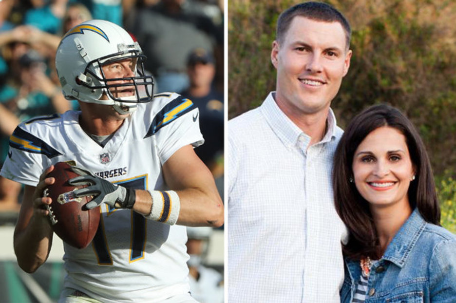 Philip Rivers Wife Ready For Playoff Game Swim Label Launch Ninth Child Wwd