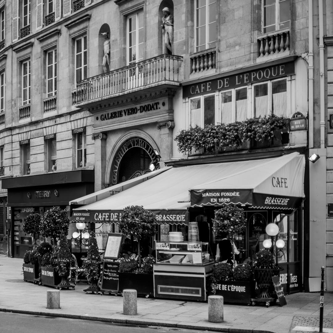 The Café de l'Epoque