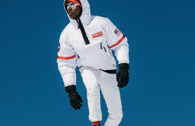 The Polo 11 jacket has a built-in heating element.