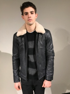 Outerwear is a key category for the John Varvatos Star USA line.