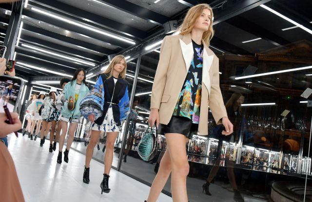 Louis Vuitton RTW Spring 2019