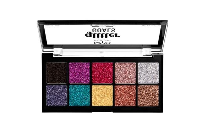 NYX Glitter Goals Pro Palette