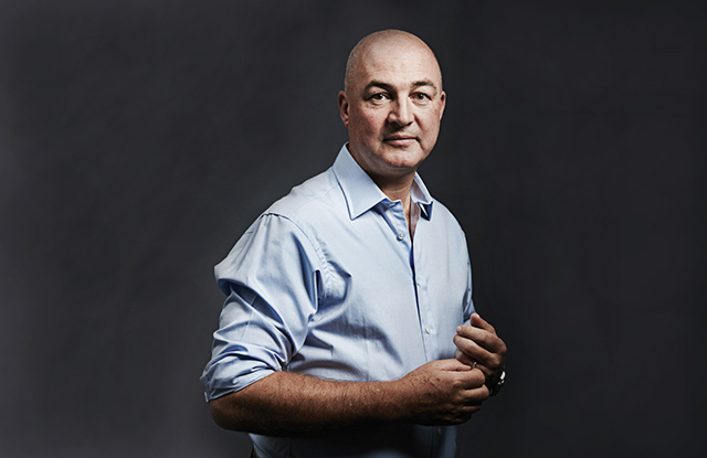 Alan Jope, chief executive officer of Unilever.
