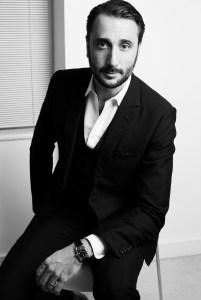 Alexander McQueen CEO Emmanuel Gintzburger