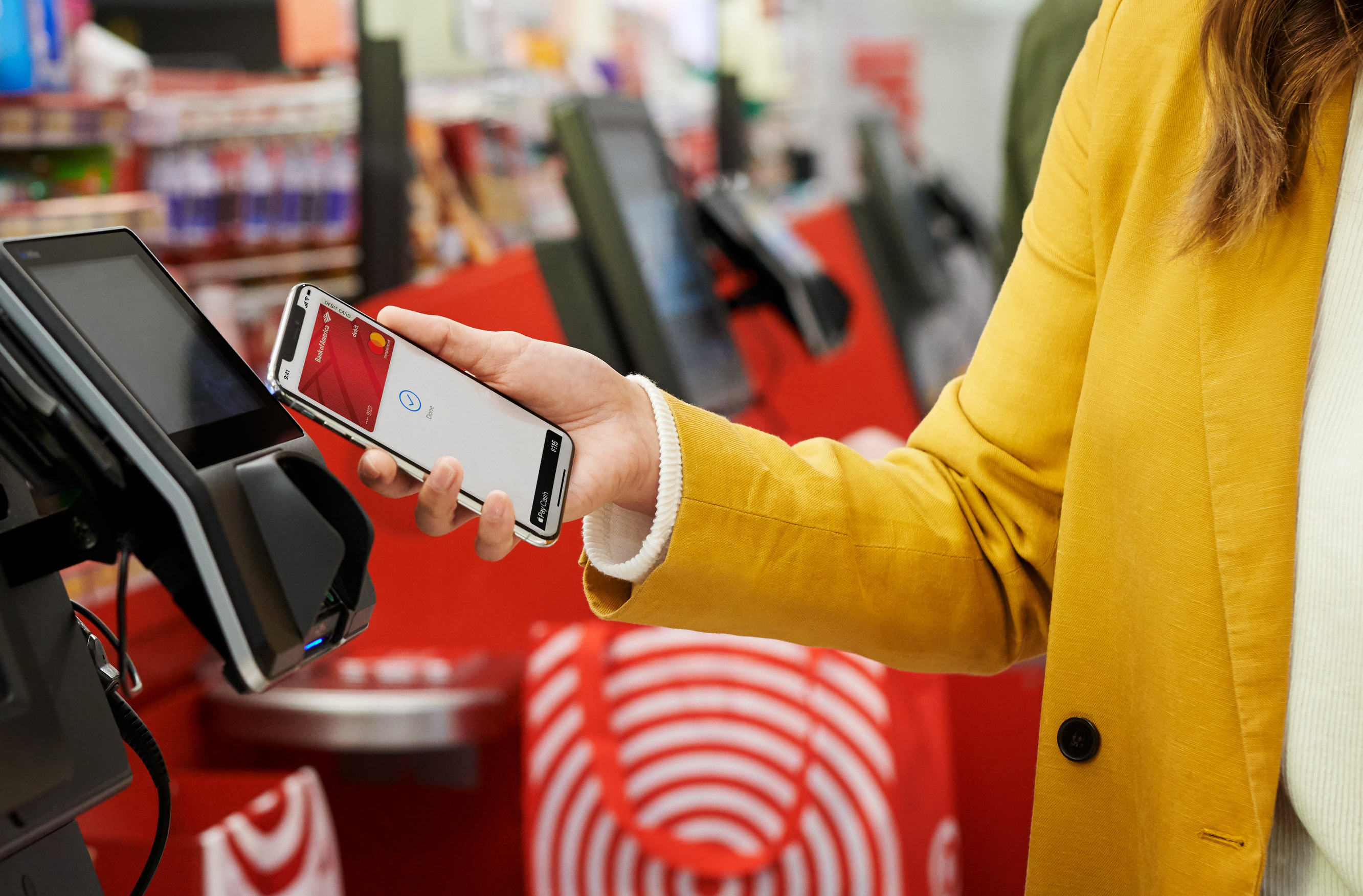 target apple pay mobile payments