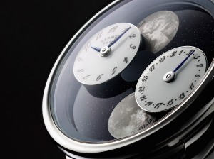 Hermes Arceau de la Lune watch