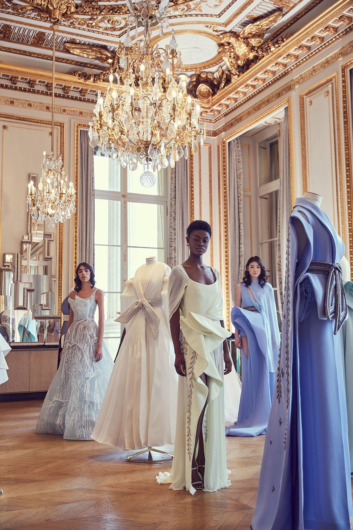 Azzi & Osta Couture Spring 2019