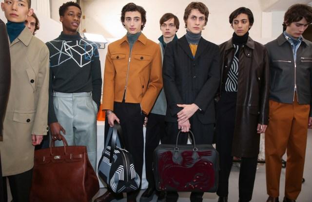 Hermès Men's Fall 2019