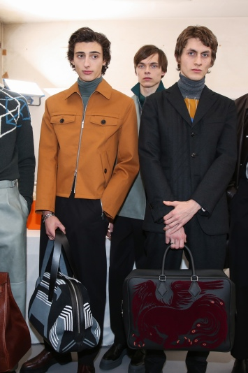 Hermès Men's Fall 2019
