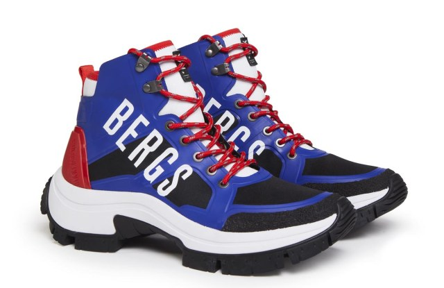 A shoe style by Bikkembergs